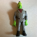 The Real Ghostbusters Frankenstein from the 1989 Monsters series action figure loose @sold@